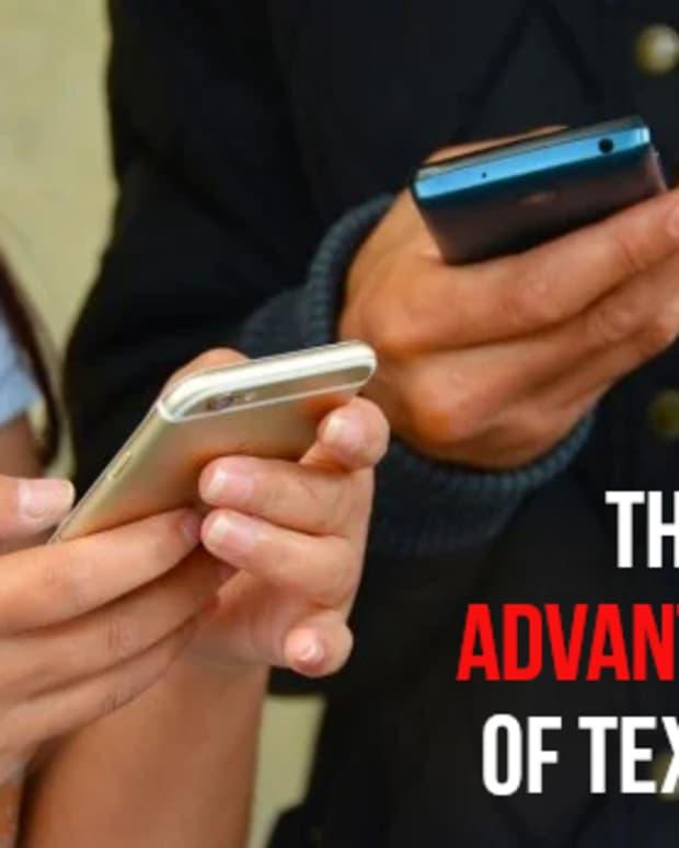 advantages-of-texting