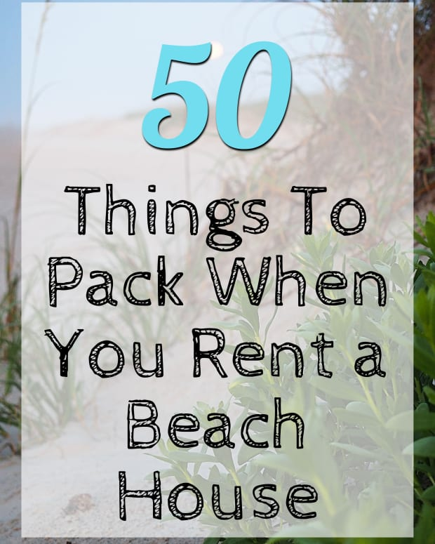 what-to-pack-when-you-rent-a-beach-house
