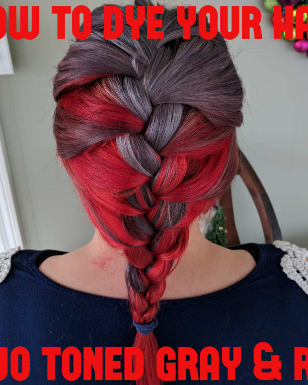 how-to-dye-your-hair-gray-and-red-review-of-ion-color-brilliance-titanium-and-manic-panic-wildfire