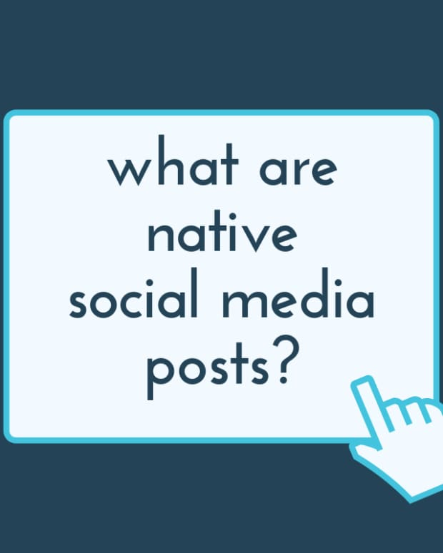 what-are-native-social-media-posts
