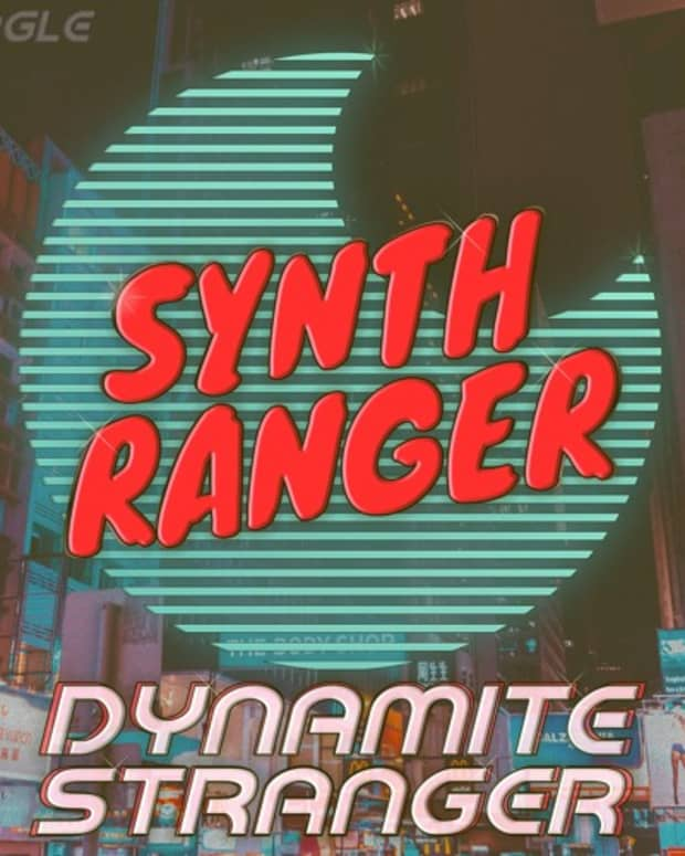 synth-single-review-dynamite-stranger-synth-ranger