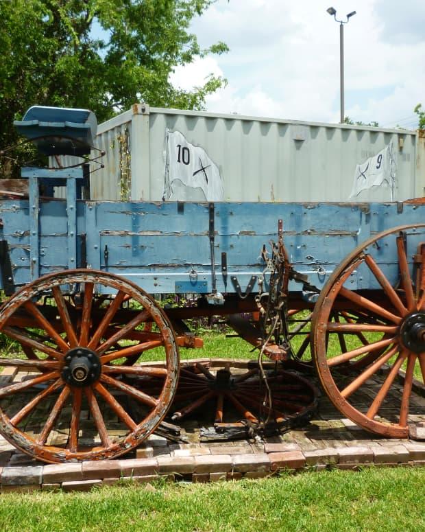 布法罗士兵 - 博物馆 - 休斯顿 - 德克萨斯州