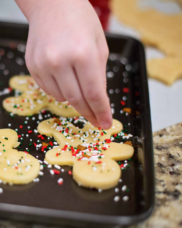 biscotti-making
