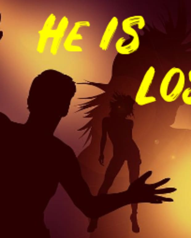 poem-he-is-lost