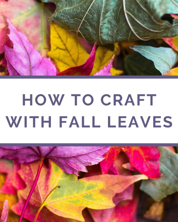 how-to-make-a-fall-leaf-candle-holder