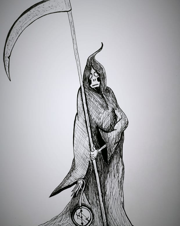 time-is-a-grim-reaper