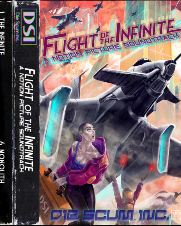 synth-album-review-flight-of-the-infinite-by-die-scum-inc