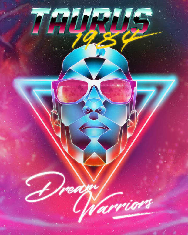 retrowave-album-review-dream-warriors-by-taurus-1984