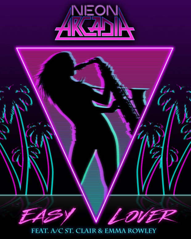 synthwave-single-review-easy-lover-by-neon-arcadia