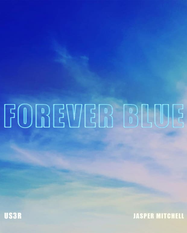 synth-single-review-forever-blue-by-us3r-feat-jasper-mitchell