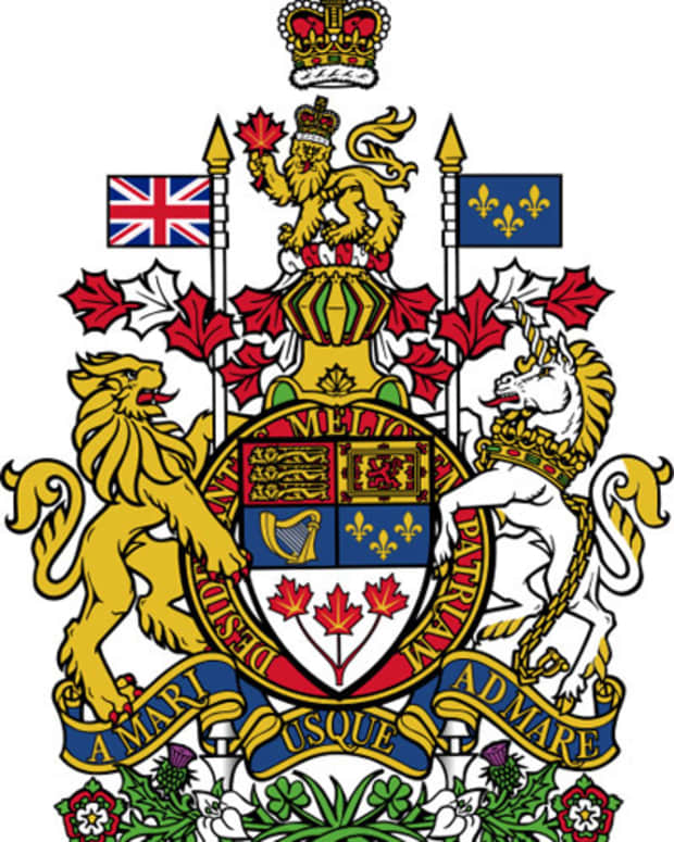 Coat of Arms - Canada