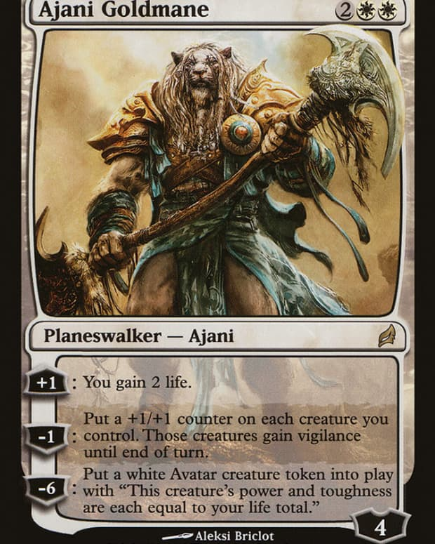 the-5-original-planeswalkers-in-magic-the-gathering