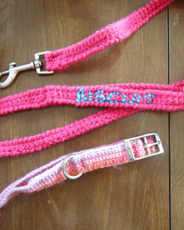 diy-crochet-a-dog-leashlead-collar