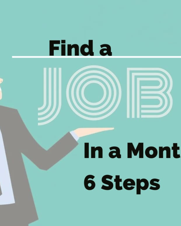 6-steps-on-how-to-find-a-new-job-in-one-month