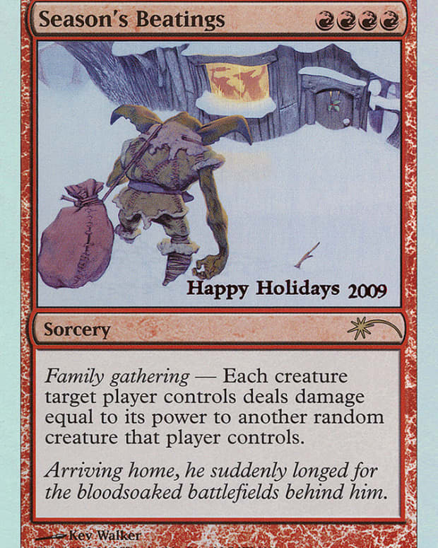 best-holiday-cards-mtg