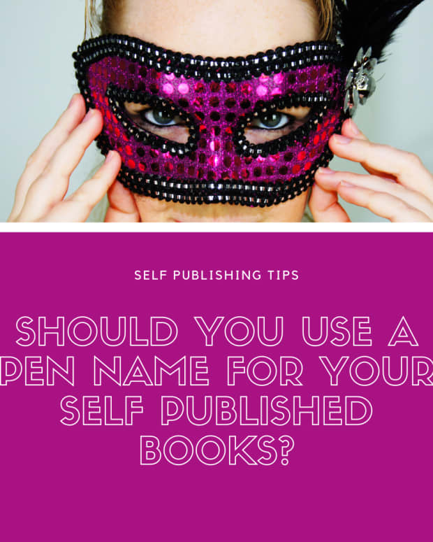 should-you-use-a-pen-name-for-your-self-published-books