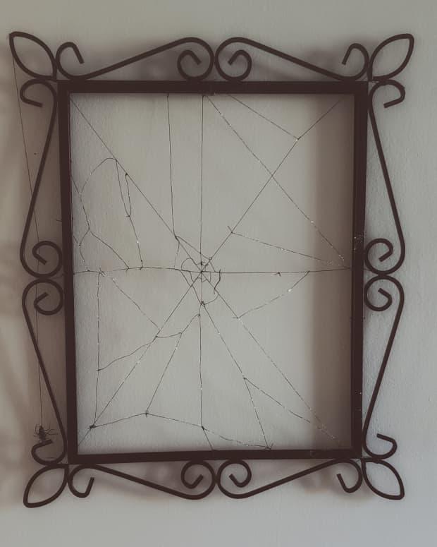 spiderweb-picture-frame