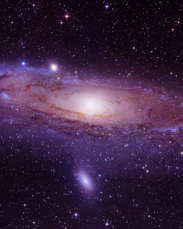 The magnificence of the universe--aesthetic qualities independent of human experience