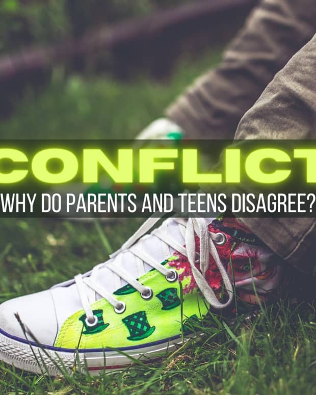sources-of-conflict-between-parents-and-teenagers