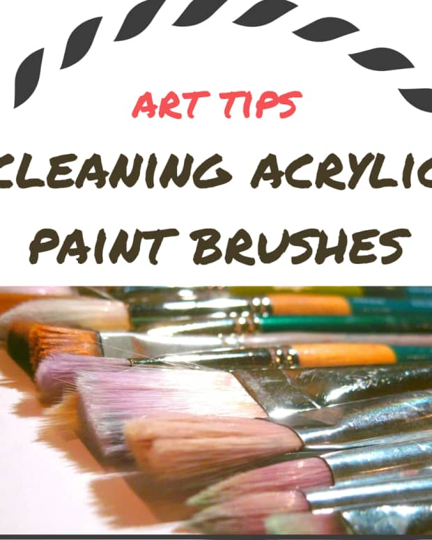 cleaning-tips-for-acrylic-paint-brushes