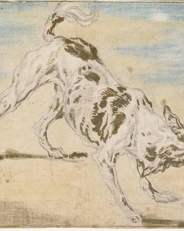 """The Barking Dog of Karma"" with..."