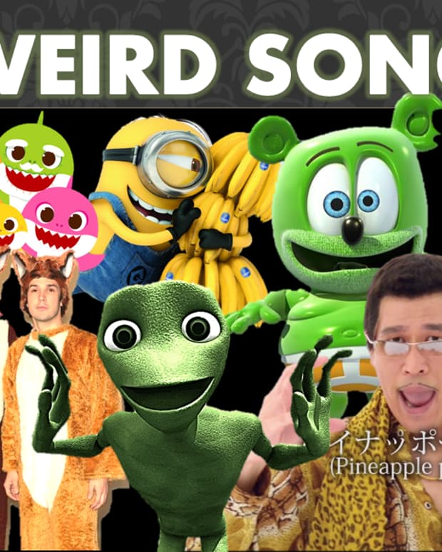 weird-songs-55-most-popular-weird-songs-of-all-time