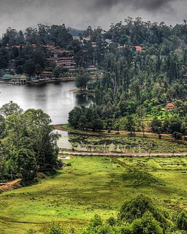 The Magnificent View of Kodaikanal