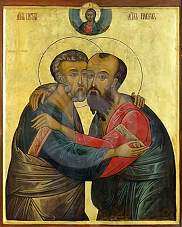Apostles Peter & Paul
