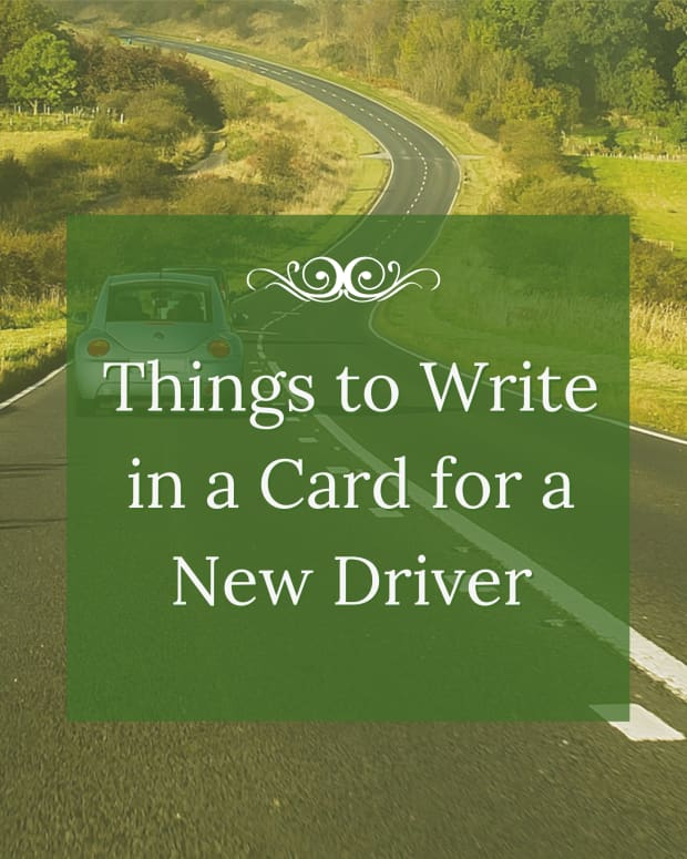 what-to-write-in-a-new-card-for-a-new-driver
