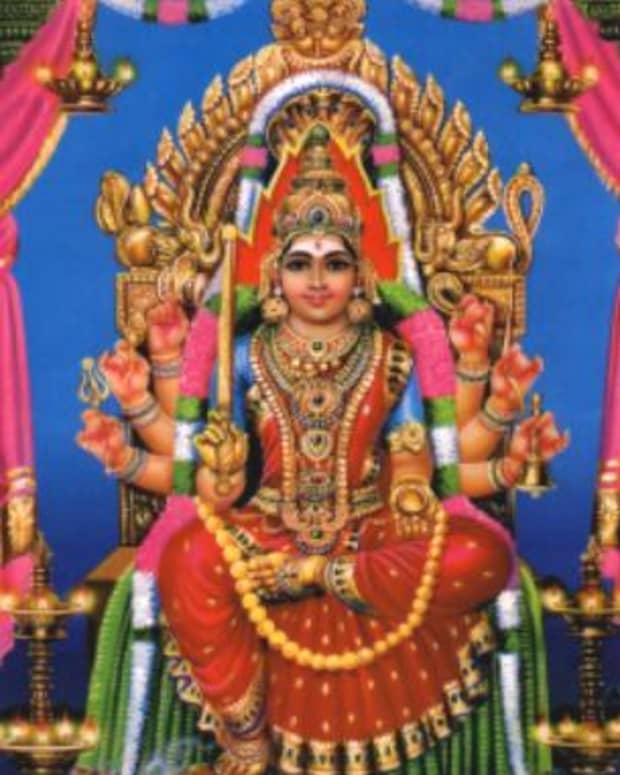 shri-mariamman-the-prominent-goddess-of-hinduism
