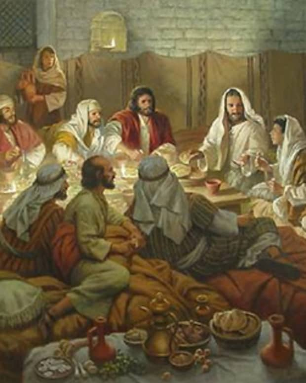 the-last-supper-portrait-is-in-error-based-on-scripture-and-history