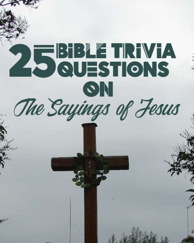 some-sayings-of-jesus-test-your-knowledge