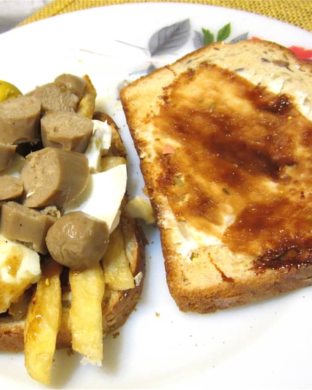 a-tasty-and-healthy-chip-butty-with-marmite-and-protein-foods