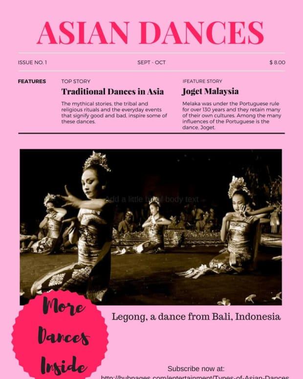 types-of-asian-dances