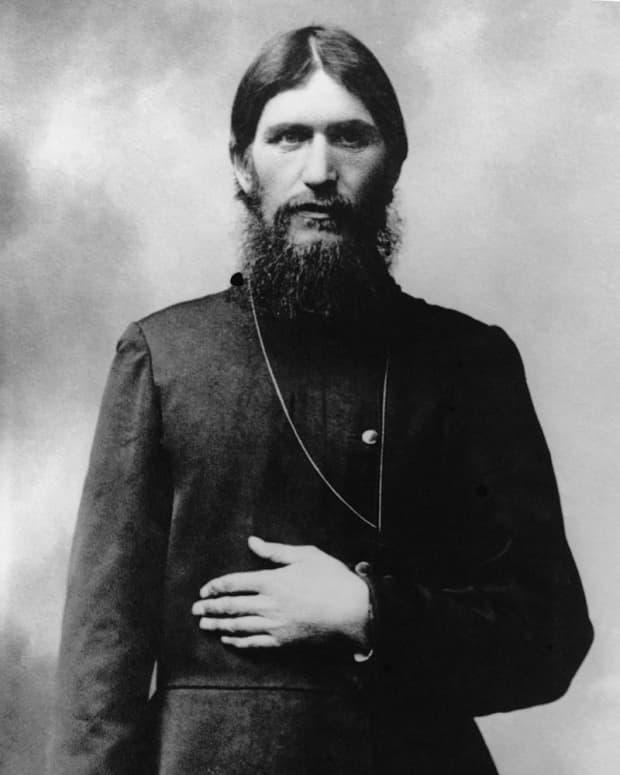 the-unusual-death-of-rasputin