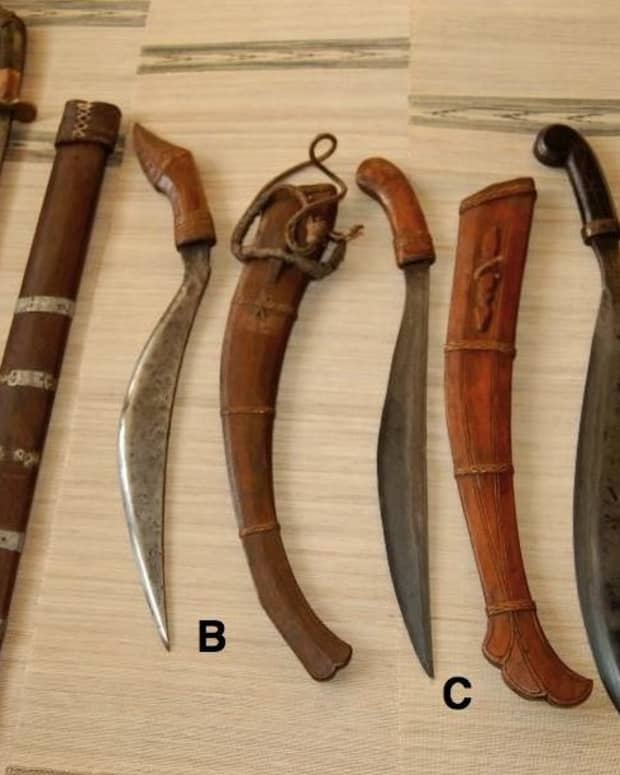 martial-arts-that-use-weapons
