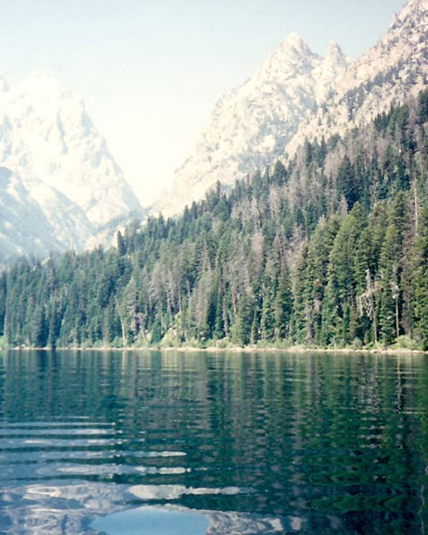 Beautiful Jenny Lake