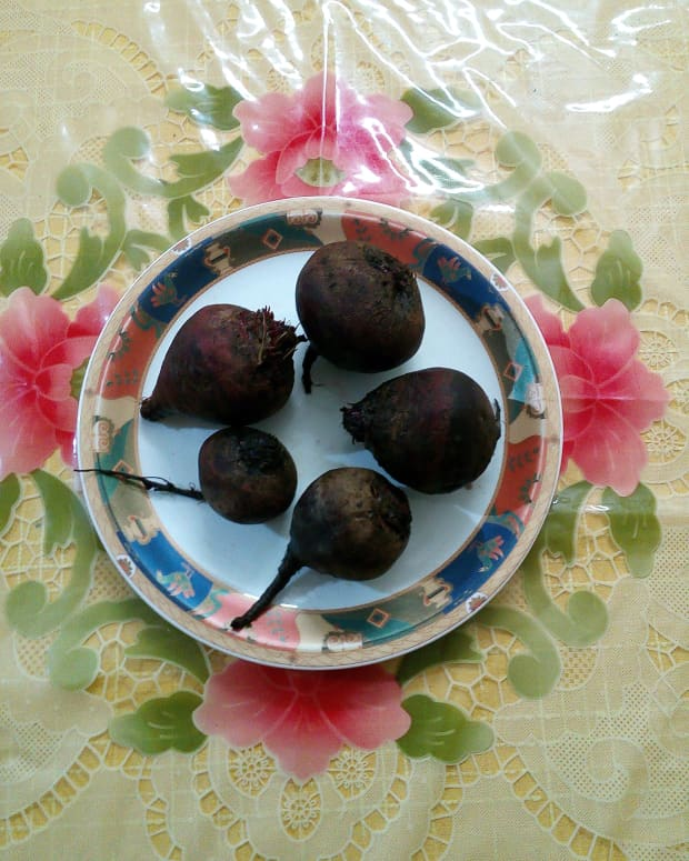 beetroot-dry-vegetable-recipe-indian-style