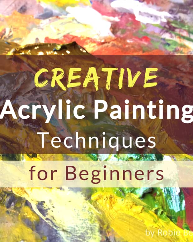 the-art-of-acrylics-techniques-and-mediums