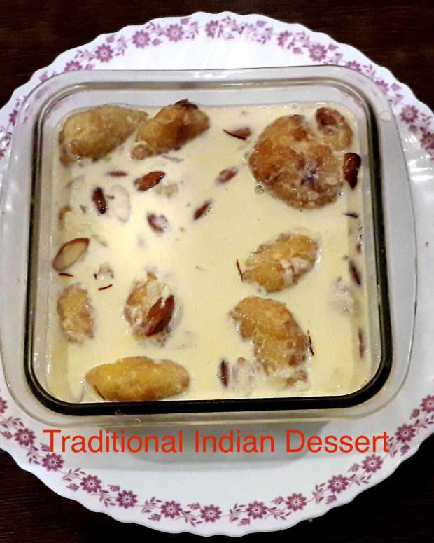traditional-indian-dessert-creamy-malai-vada-recipe