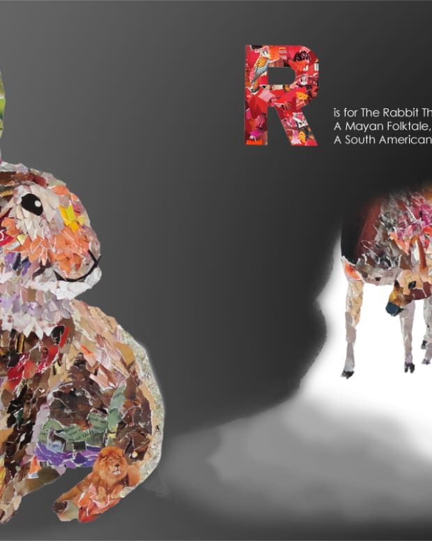 the-rabbit-throws-out-his-sandal-a-mayan-folk-tale