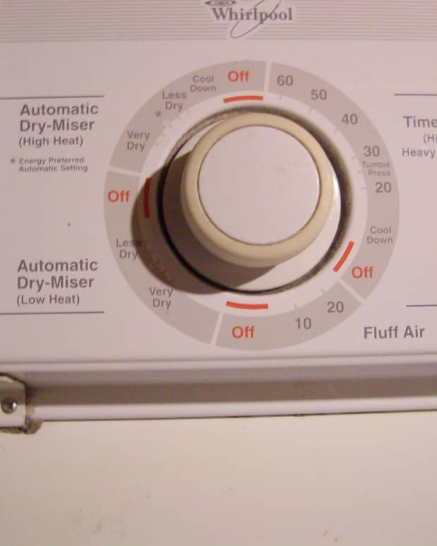 Whirlpool Timer Panel