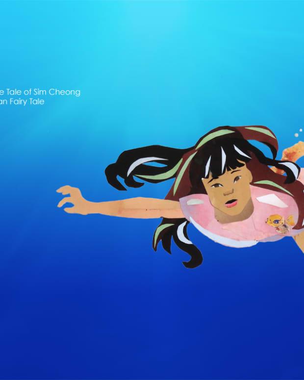 the-tale-of-sim-cheong-a-korean-fairy-tale