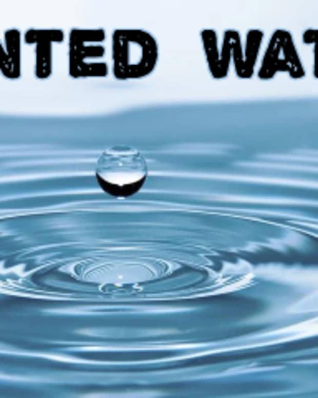 poem-tainted-water