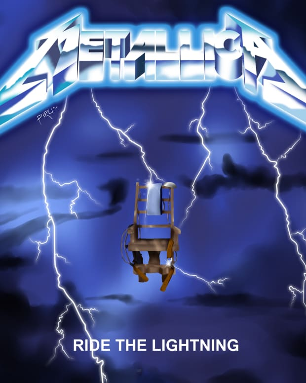 review-metallica-ride-the-lightning-and-how-the-album-further-showcases-the-talent-of-the-band