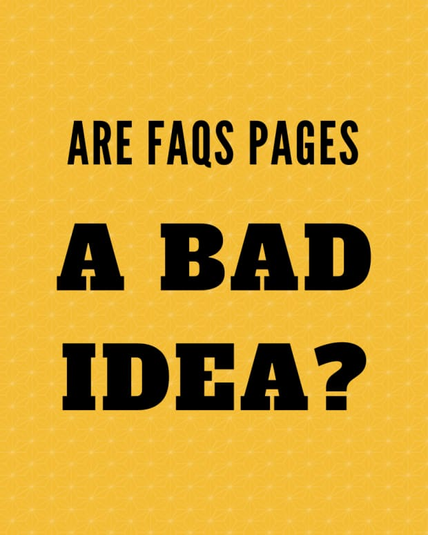 why-you-shouldnt-use-a-faqs-page