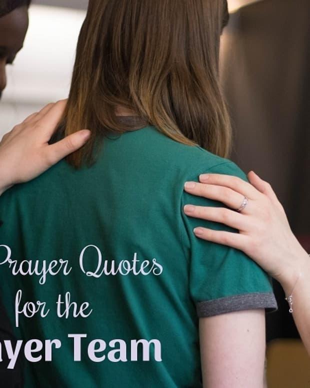 prayer-quotes-to-encourage-the-prayer-team