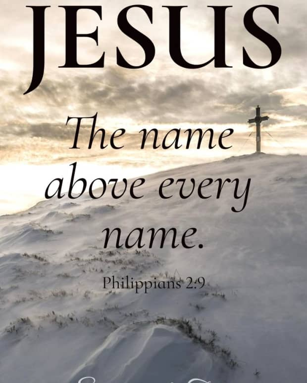 jesus-something-special-supernatural-about-your-name