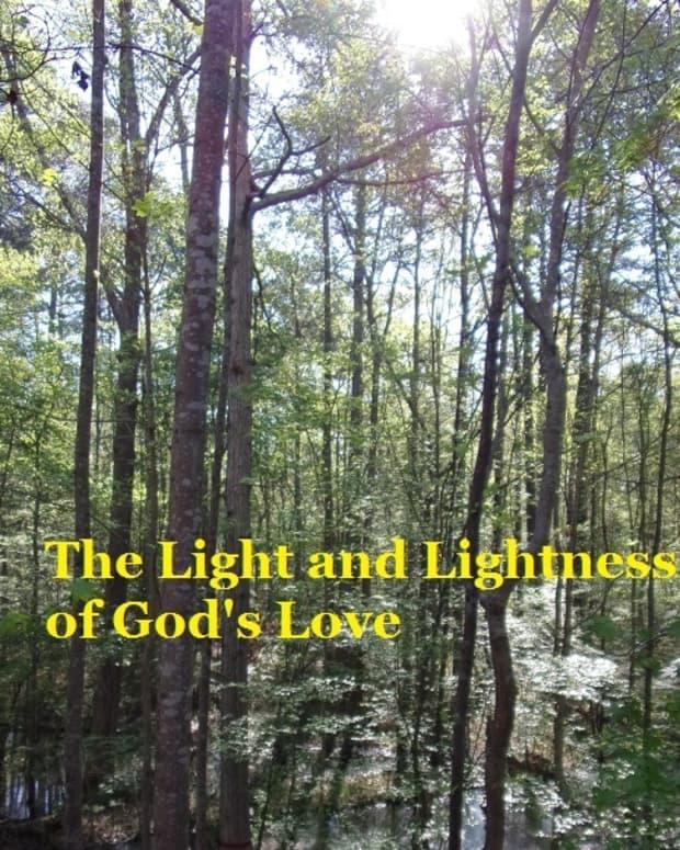 the-light-and-lightness-of-gods-love