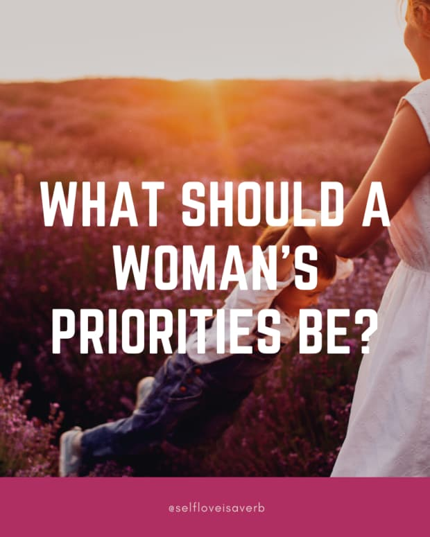 what-should-a-womans-priorities-be